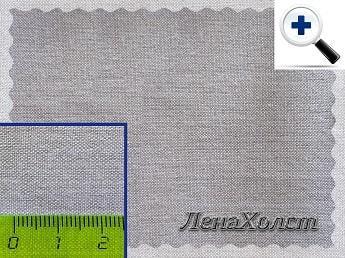 Негрунтованный художественный льняной холст из льна для живописи и рисования в рулоне 220